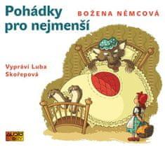 Němcová Božena: Pohádky pro nejmenší - CD