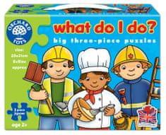Orchard Toys Čím budu - Puzzle
