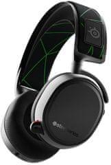 SteelSeries słuchawki gamingowe Arctis 9X, czarne (61483)