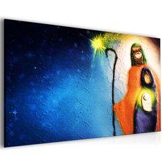 InSmile Abstraktní obraz požehnání Velikost (šířka x výška): 45x30 cm