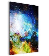InSmile Abstraktní obraz andělské požehnání Velikost (šířka x výška): 20x30 cm
