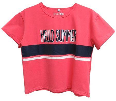 Topo majica za djevojčice, 164, roza