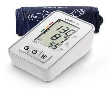 Mediblink M500 merilnik krvnega tlaka