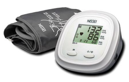 Nissei DS-11 merilnik krvnega tlaka