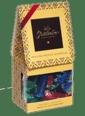 Gottlieber Mini Švýcarské čokoládové trubičky - příchuť praliné, mocca a čokoláda gianduja, cca 37 kusů minitrubiček, 150 g. Switzerland's Finest Since 1928