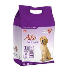 AIKO SOFT CARE 60x58cm 30ks plienky pre psov