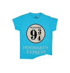 """SETINO Tricou băiat """"Harry Potter"""" - világoskék"""