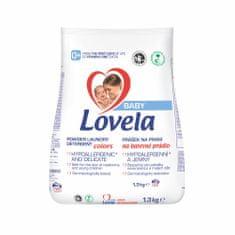 Lovela Baby prášok na pranie na farebnú bielizeň 1,3 kg / 13 pracích dávok