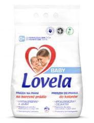 Lovela Baby pralni prah, 4,1 kg/41 pranj, barvno perilo
