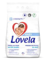 Lovela Baby pralni prah, 4,1 kg/41 pranj, belo perilo