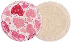 T-tomi Odličovacie tampóny, súprava peeling 2 týždne colour + pracie vrecko