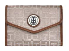 Tommy Hilfiger Női pénztárca Th Small logo krém színű