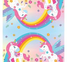 """GoDan Papierové servítky """"Unicorn"""" 33x33cm - 20ks"""