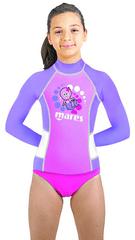 Mares Lycrové tričko RASH GUARD trilastic dětské dívčí XS