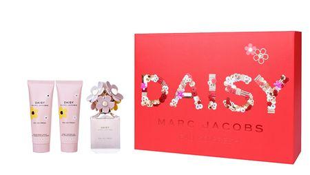 Marc Jacobs Daisy Eau So Fresh - EDT 75 ml + tělové mléko 75 ml + sprchový gel 75 ml