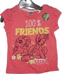 My Little Pony Dívčí tričko My Litte Ponny růžové.