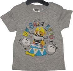 Disney Clapecké tričko Paw patrol šedé.