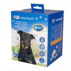 Duvo+ Műanyag szájkosár: Rottweiler, Newfoundland, Bullmastiff, St Bernard