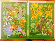Tiger Tribe Magnetky set V džungli