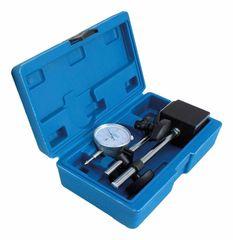 SATRA Magnetický stojan, stativ + úchylkoměr, rozsah 0 - 10 mm - SATRA