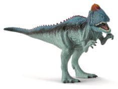 Schleich Prehistorické zvířátko - Cryolophosaurus s pohyblivou čelistí 15020