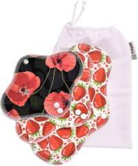 T-tomi Perivi ulošci Poppies + periva vrećica