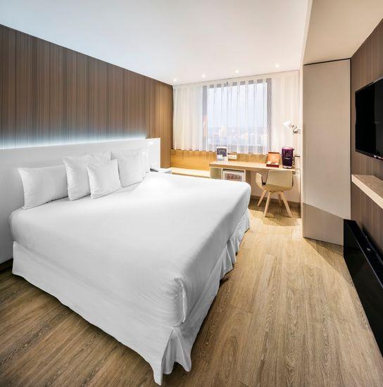 Barceló Hotel Group 3 noci v hotelu Occidental Praha**** pro 2 osoby s parkováním zdarma