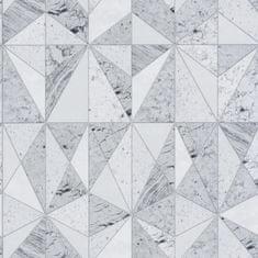 Caselio Vliesová tapeta Caselio 69590090 z kolekce MATERIAL, barva bílá 0,53 x 10,05 m 69590090
