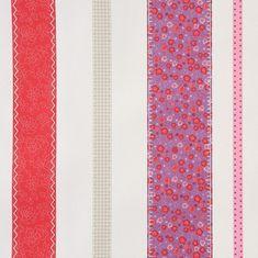 Caselio Papírová tapeta na zeď Caselio 62055088, kolekce GIRLS ONLY, materiál papír, styl moderní, dětský 0,53 x 10,05 m 62055088