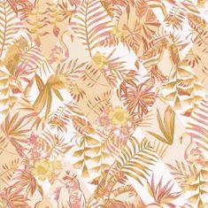 Caselio Vliesová tapeta Caselio 100063506, kolekce Jungle