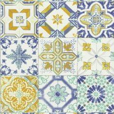 Caselio Vliesová tapeta Caselio 69622060 z kolekce MATERIAL, barva bílá 0,53 x 10,05 m 69622060
