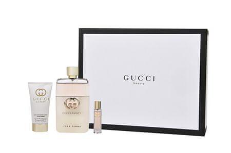 Gucci Guilty - EDP 90 ml + EDP 15 ml + testápoló 50 ml