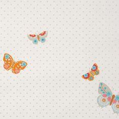 Caselio Papírová tapeta na zeď Caselio 61975061, kolekce GIRLS ONLY, materiál papír, styl moderní, dětský 0,53 x 10,05 m 61975061