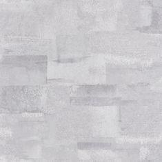 Caselio Vliesová tapeta Caselio 69669022 z kolekce MATERIAL, barva šedá 0,53 x 10,05 m 69669022