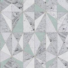 Caselio Vliesová tapeta Caselio 69596006 z kolekce MATERIAL, barva bílá 0,53 x 10,05 m 69596006