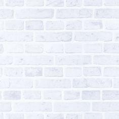 Caselio Vliesová tapeta na zeď Caselio 100680008, kolekce BISTROT D´ALICE 0,53 x 10,05 m