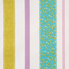 Caselio Papírová tapeta na zeď Caselio 62056074, kolekce GIRLS ONLY, materiál papír, styl moderní, dětský 0,53 x 10,05 m 62056074