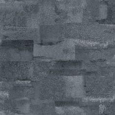Caselio Vliesová tapeta Caselio 69669163 z kolekce MATERIAL, barva šedá 0,53 x 10,05 m 69669163