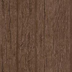Caselio Vliesová tapeta Caselio 69670000 z kolekce MATERIAL, barva hnědá 0,53 x 10,05 m 69670000