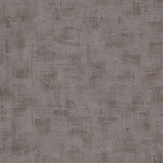 Caselio Vliesová tapeta Caselio 67329128 z kolekce MATERIAL, barva šedá 0,53 x 10,05 m 67329128