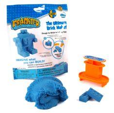 Mad Mattr Mad Mattr - vytvoř cihličku, modrá