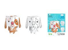 Monumi 3D Pes k vymalování