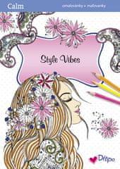 Ditipo CALM relaxační omalovánky - Style Vibes