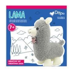Ditipo Kreativní set - Lama
