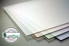 LanitPlast PETG 2UV FSX 3 mm čirý