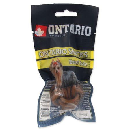 Ontario przysmak dla psów RH Snack Ball 3,75 cm 6x2 szt.