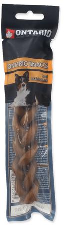 Ontario przysmak dla psów RH Snack Braided Stick 15 cm 6x1 szt.