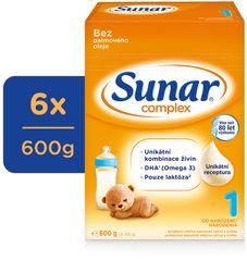 Sunar Complex 1, 6x 600 g