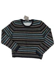 Oasis Strakatý svetr, vel. L, Velikost L