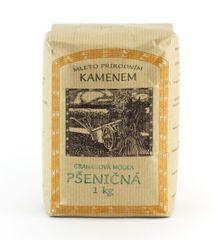 Pšeničná grahamová mouka 1kg | Farma Krišnův dvůr